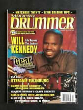 Modern Drummer Magazine December 2000  Will Kennedy