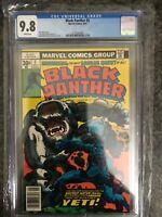 Black Panther #5 CGC 9.8 1977