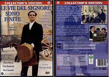 LE VIE DEL SIGNORE SONO FINITE - 2 DVD NUOVO E SIGILLATO, COLLECTOR'S EDITION