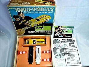 1969 Hasbro Amaze-A-Matics Chrysler Charger III Model 5860