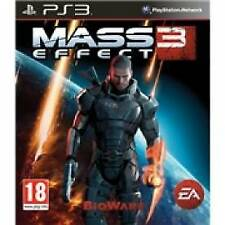 Mass Effect 3 Essentials Ps3