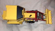 Vintage 1970s Corgi Massey Ferguson Mf50B Yellow Tractor Bulldozer Gt Britain 6�