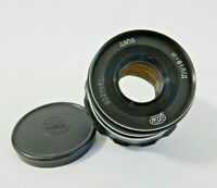 INDUSTAR-61 L/D 2.8/55 mm made in USSR Leica lens M39 Zorki FED RF 1985 release!