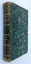 Livre ancien de médecine: Dr FABRE - MALADIES DES ENFANTS. Tome 2 (1847)