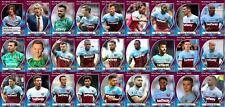 West Ham United Football Squad Trading Cards 2019-20