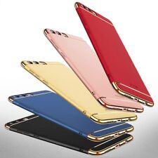 Schutz-Hülle Handy Case Huawei P20 Lite Pro Mate 10 Pro 3 in 1 Cover Bumper Etui
