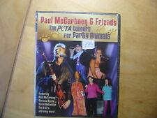 (774) PAUL McCARTNEY- THE PETA CONCERT PARTY ANIMALS-DVD