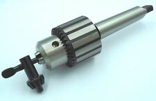 Quality JT6  Drill Chuck 1 - 13 mm with 3 MT Arbor Drilling Machine , Lathe etc