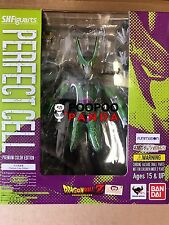 S.H. Figuarts Perfect Cell Premium Color Edition Dragonball Z IN STOCK USA