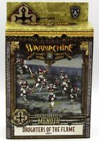 Warmachine PIP32046 Menoth Daughters of the Flame Unit Female Warriors Infantry