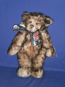 Vintage Annette Funicello Cinnabear Bear 12 inch Circa 1990s by Papel Giftware