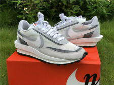 Sacai x Nike LVD Waffle Daybreak Men (White) and (Gray) Running Trainers Shoes