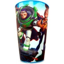 Disney Pixar Toy Story Buzz Lightyear Woody Tumbler Drink Cup