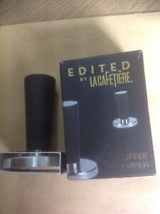 Coffee Tamper Edited by Lacafetiere. 58mm. Free P&P New boxed
