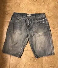 ECKO UNLTD 759 Relaxed Fit Blue Denim  Men's 40X12 Shorts