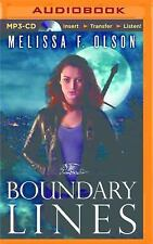 Boundary Magic: Boundary Lines by Melissa F. Olson (2015, MP3 CD, Unabridged)