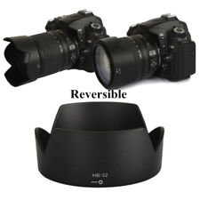 Lens Hood For Nikon HB-32 DX AF-S 18-70mm 18-105mm 18-135mm 18-140mm ED Bayonet