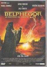 Belphegor Le Fantôme Du Louvre Dvd Sophie Marceau Michel Serrault