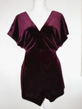 New Look Velvet Jumpsuits & Playsuits for Women