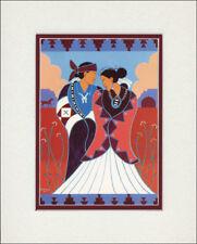 "Native American Valentines Print ""My Heart"" by Navajo Artist Beverly Blacksheep"