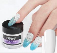 Acrylic Powder Crystal Professional Nail Art Decoration Soak Off Poly Gel 10ml