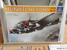 Modelkit Italeri Heinkel HE 116H6 on 1:72 in Box