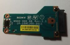 Sony Vaio VPCEC VPCEC3S0E Optical Disk Drive Connector Board 1P-109CJ00-2011