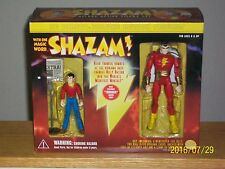 DC Direct Shazam/Billy Batson Deluxe Gift Set, plus Shazam and Black Adam