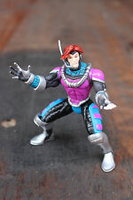 Marvel X-Men Toy Biz 1997 Robot Series Gambit LOOSE Channing Tatum  8028-35