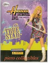 Hannah Montana True Star Album Set Stickers panini Italy