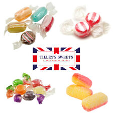 Tilley's Hard Boiled Retro Sweets Old Fashioned Traditional Pick 'N Mix Candy