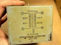 Large Vintage Newton NES-724 Isolation Transformer TF1RX01JA GE 7492036