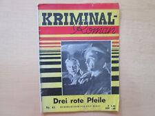 Kriminal - Roman  / Nr. 45 ( Ö )