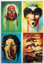 Album LONTANO WEST 2 DARDO 1963 - 4 figurine 13 14 15 20