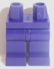 Lego piernas X 1 púrpura para Minifigura