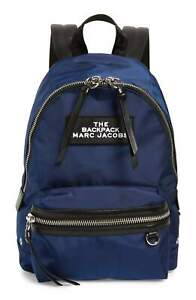 Marc Jacobs  The Backpack Medium Night Blue