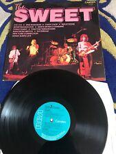 "CAMDEM CDS 1168 12"" 33RPM '78 THE SWEET ""THE SWEET"""