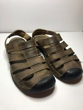 Keen Footwear Leather Sandals Size 11.5