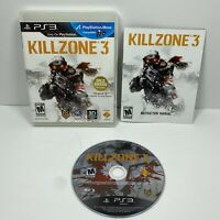 Killzone 3 (Sony PlayStation 3, 2011) Complete w/ Manual. Tested!!! Ships Free
