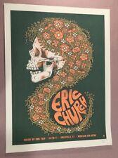 Eric Church 2017 Poster Uncasville Ct Mohegan Sun Arena N2 Holdin My Own Tour