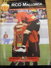 30/05/2009 Mallorca v Villarreal  (Creased). Thanks for taking the time to view