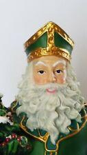 Irish Father Christmas San Francisco Music Box Co.
