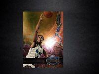 1997-98 SKYBOX METAL UNIVERSE BASKETBALL RONY SEIKALY #10 ORLANDO MAGIC NBA CARD