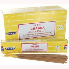 Chakra Incense Sticks - Satya Ayurvedic Range