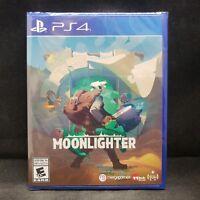 Moonlighter (PS4) BRAND NEW/ Region Free