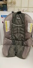 Chicco Key fit Baby Car Seat Cover Cushion Replacement Khaki /Gray.
