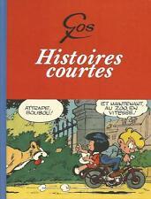 Gos & François Walthéry « Histoires courtes » Tirage de tête éditions Hématine