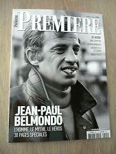 REVUE  PREMIERE  N° 522  -  OCTOBRE   2021  /   JEAN-PAUL   BELMONDO