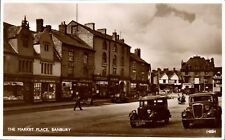 Banbury. The Market Place # 14884 by J.Salmon.
