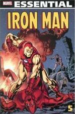 Marvel Essential Iron Man  Volume 5 TPB new unread